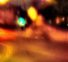 Cross - roads by Richard Ray