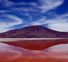 The Red Lake by Craig Baron