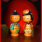 Japanese Dolls by Mary Taylor
