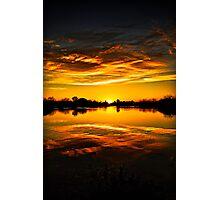 My View  Photographic Print