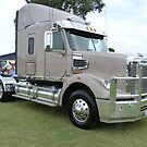 Freightliner Coronado by Joe Hupp