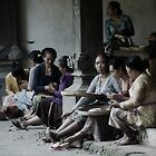 Women of Ubud by wellman