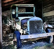 The Old Truck by RickDavis