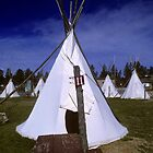 Tepee Number 11 by BodieBailey