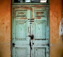 Behind Closed Doors by Ladedadeda