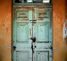 Behind Closed Doors by Ladedadeda