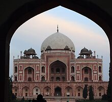 Humayun's Tomb, New Delhi, India by gurmisin