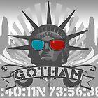 Gotham city by valizi