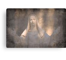 Saint Chaterine of Siena Canvas Print