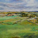 Scottish Lowlands by Michael Creese