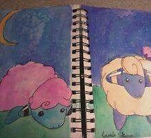 Flaffy & Mareep by fxckyeahhaley