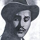 Guru Dutt.........Indian Actor by Bobby Dar