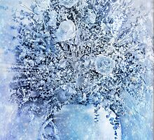 Ice Blue by pat gamwell
