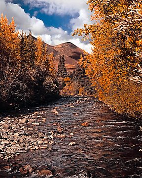 North Klondike River by Yukondick