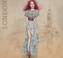 Live London, Love London by redtree
