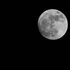 Harvest Moon by geoff curtis