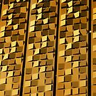 Gold: Melbourne Docklands by Sally Kate Yeoman