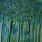 Rainforest  by Christine Clarke