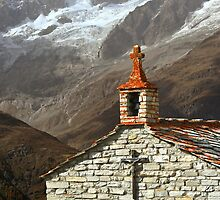 chapel in the mountains by neil harrison