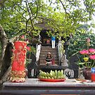 Temple offerings. by machka