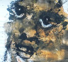 Face, Bernard Lacoque-89 by ArtLacoque