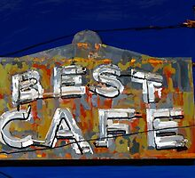 """Best Cafe"" by Patti Siehien"