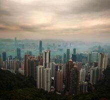 Hong Kong & Kowloon by Drew Walker