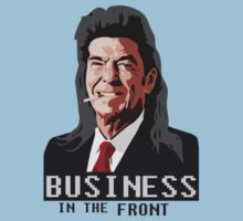 Business in the Front by Geoff  Powell