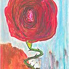 Stairway to a Rose by Chris Hammond