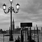 Servizio Gondole by Sheila Laurens
