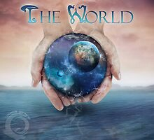 The World by Clarence  Gardener