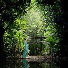 Japanese Serenity Garden by Varinia   - Globalphotos