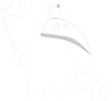 Dr. Phineas Birdman Sticker