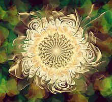 Satin Rose by Pam Amos