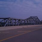 Bridge View from Back of A Trike by Charldia