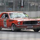 Classic not plastic 2!  Adelaide, Clipsal 500 by DaveZ
