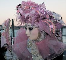 Carnevale di Venezia XII by Louise Fahy