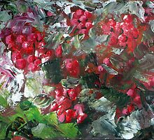 Winter Berries by Saga Sabin