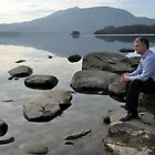 Muckross lake killarney photo by Padraig o Donoghue  by timbuckley
