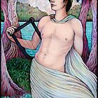 The Greek Gods ~ Apollo by Debra A. Hitchcock