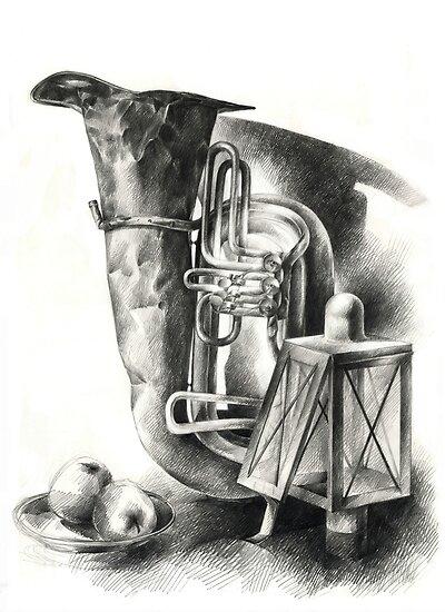 Tuba by soffee12