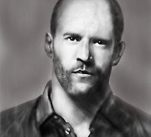 Jason Statham by Amanda Ryan