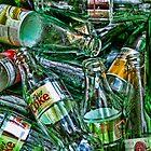 Ten Green Bottles by Chrissie Taylor