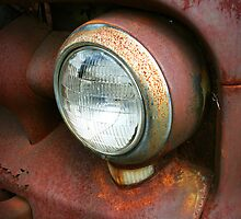 Truck Headlamp by Christopher Herrfurth
