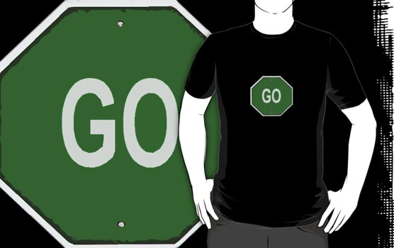 Go! by Paul Gitto