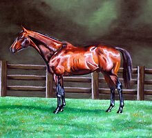 Thoroughbred by Penny Edwardes