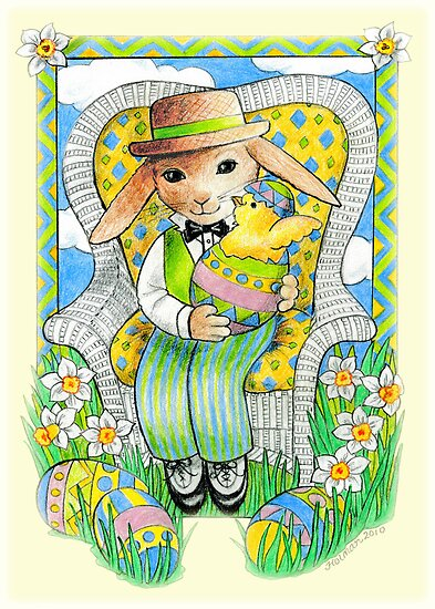 Easter Rabbit's Surprise  by Laura J. Holman