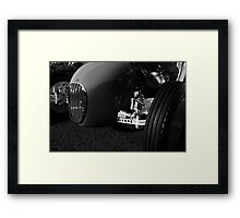 """1934 Ford """"So-Cal"""" Coupe Framed Print"""