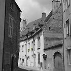 Village Streetscape, France by TeaCee