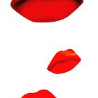 Lucious lips by Janette Anderson